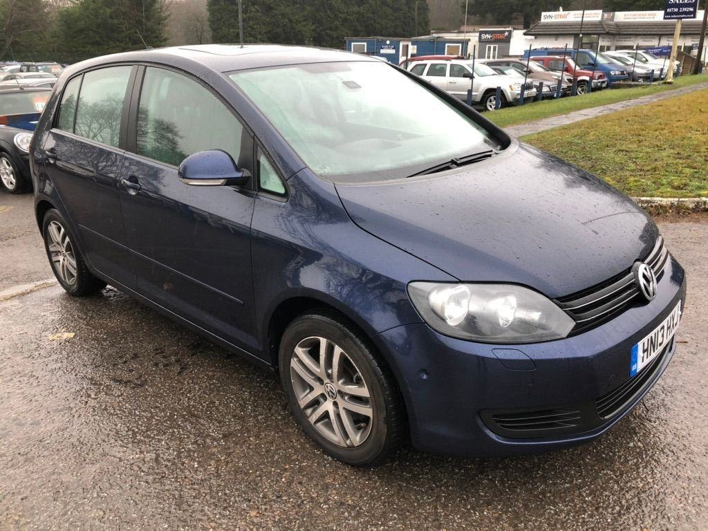 Volkswagen Golf Plus SE DSG